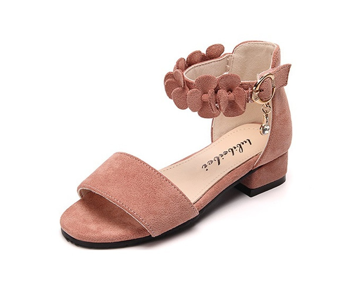 Always Pretty Little Girls Pretty Party Dress Pumps Toddler Girl Heels Shoes Pump Sandals Pink 12 M US Little Kid