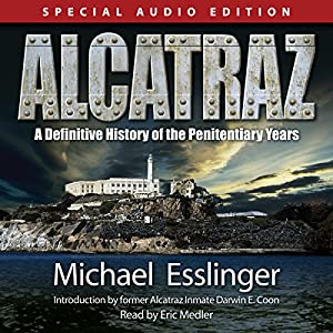 Alcatraz Audiobook
