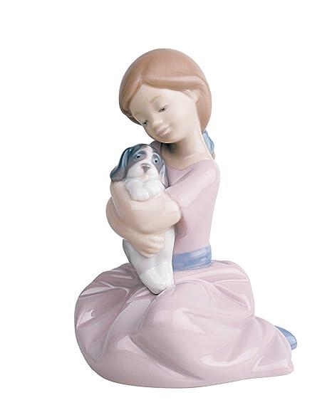 Amazon.com: Nao by Lladro Collectible Figura decorativa ...
