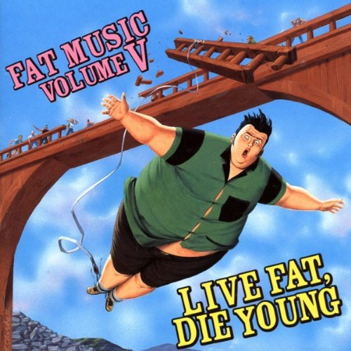 Fat Music, Vol. 5: Live Fat Die Young [Vinyl]
