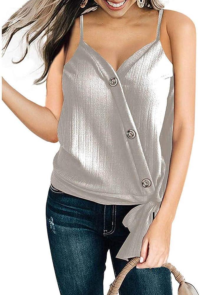 Lurcardo Top Camisetas Mujer Manga Corta Camisetas Mujer Verano ...