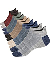 ed46e48bf45 M Z Mens Low Cut Socks Antiskid Strips Super Comfort Sock(4 Seasons)