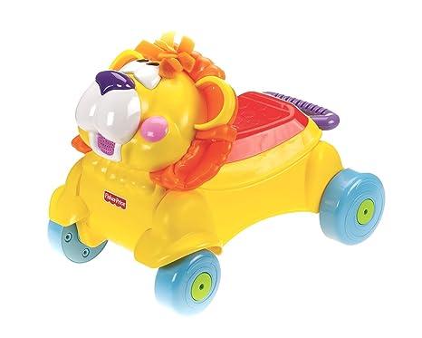 Fisher-Price Mattel - Correpasillos Andador Leon 21-4511L ...