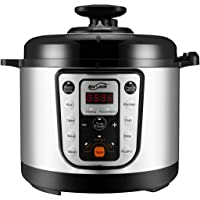 Housmile 6 Qt 7-in-1 Multi-Use Programmable Premium Pressure Cooker