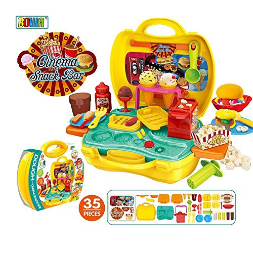 Summix Educational Baby Toy Dessert Kit ,Delux Pretend Dessert Play Set