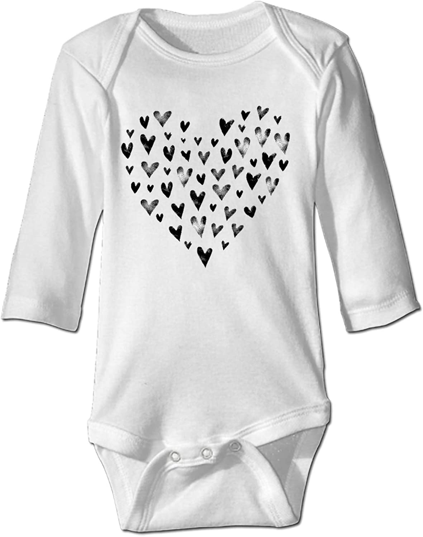 Baby Boy sCotton Romper Graffiti Gift Infant Creeper Jumpsuit Unisex