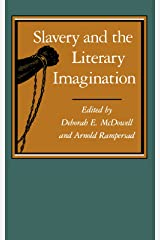 Slavery and the Literary Imagination (Selected Papers from the English Institute) Paperback