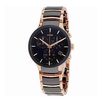 Rado Centrix Chronograph Black Dial Mens Watch R30187172