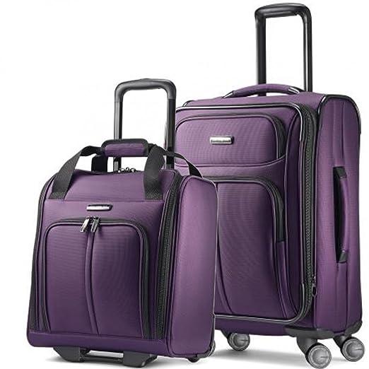 b79419b4d 7 sets de maletas para viajar marca Samsonite con descuentos en ...