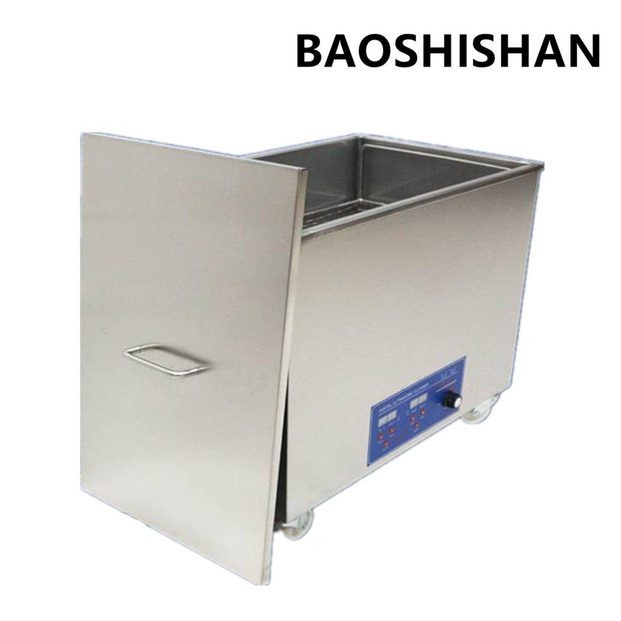 KS-240AL 120KHZ High Frequency Ultrasonic Cleaner 1440W 78L industrial ultrasonic cleaning machine & Free Basket B01MSBGX1R