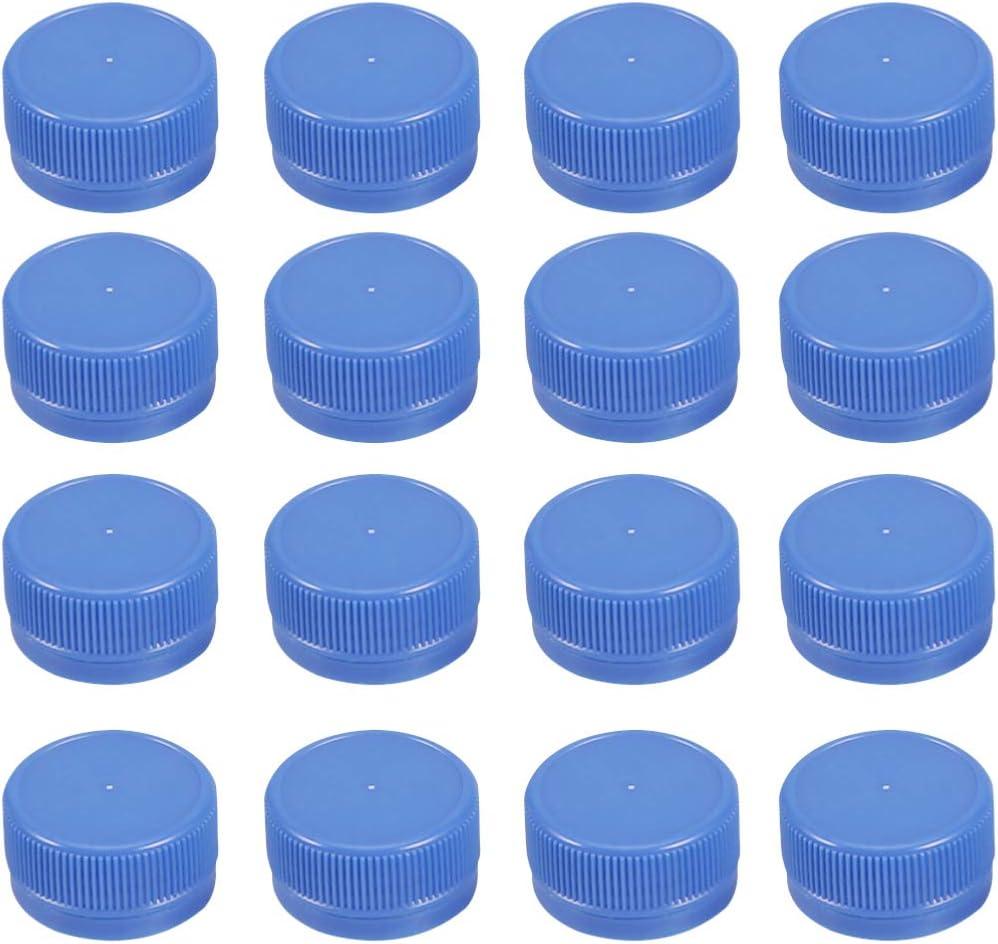 Couleur Mixte HEALLILY Lot de 200 Bouchons de Bouteille en Plastique color/és DIY Couverture de la Bouteille Protection couvercles Bouteille Bouteille Artisanale pour Enfants