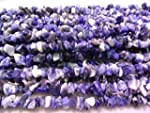 TheTasteJewelry Natural Sodalite Chips 5 8mm 18 Jewelry Making Necklace Bracelet