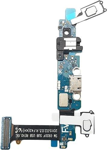 Smartex Conector de Carga Compatible con Samsung Galaxy S6 ...