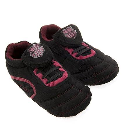 f40ea7390272d FC Barcelona Pantuflas zapatillas para niños