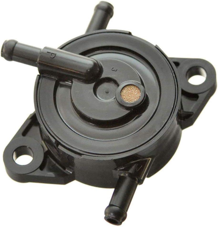49040-7008 Fuel Pump for Kawasaki FS FR Series FS481V FS//FR541V FS600V FS651V FS691V FS//FR730V /& John Deere WG32A WG36A WG48A WH36A WH48A WH52A MIU12470 Stens 054-113