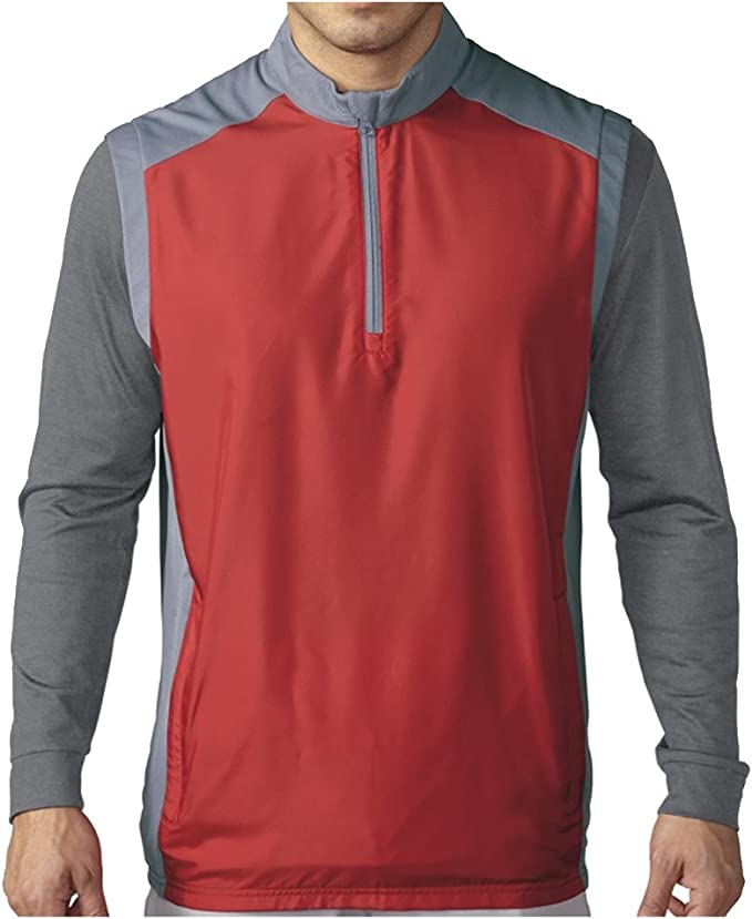adidas Golf Men's Club Wind Vest