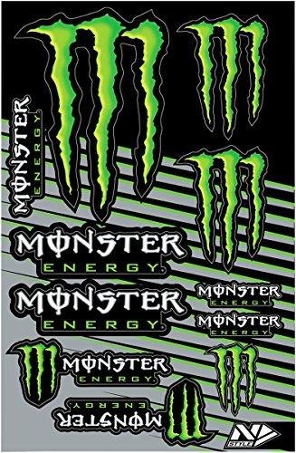 monster energy truck decal - 2