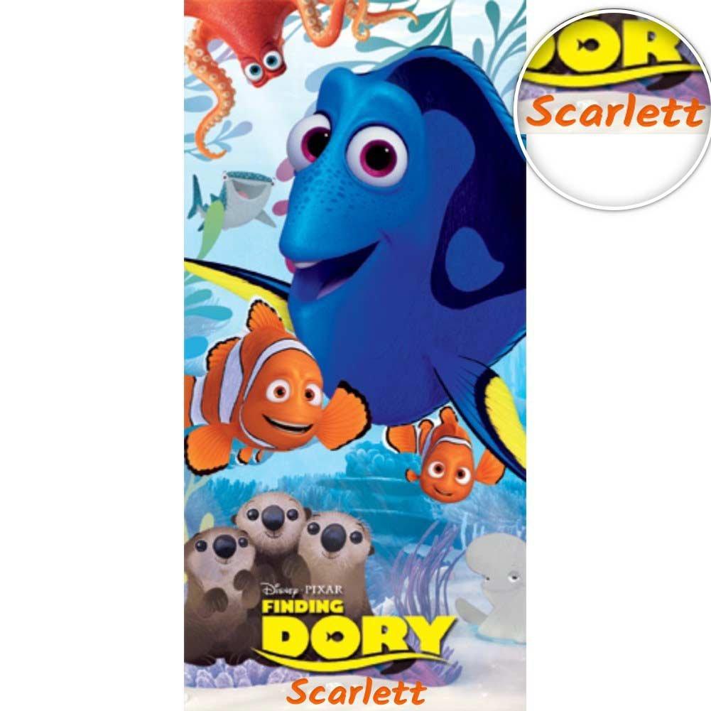 Personalized Licensed Disney Kids Beach Towel ZM0022_AST_S3800A