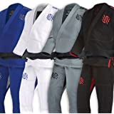 Sanabul Essentials v.2 Ultra Light BJJ Jiu Jitsu Gi with Preshrunk Fabric