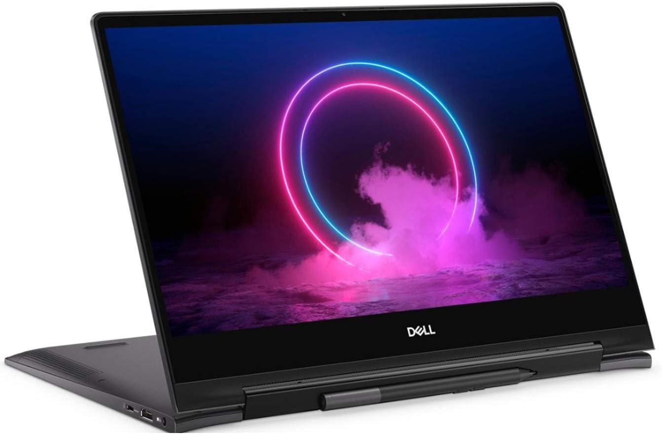 Dell 13.3-Inch 2-in-1 4K UHD (3840x2160) Touch Laptop PC, Intel i7-10510U Processor, 16GB DDR4, 512GB SSD + 32GB Optane, Backlit Keyboard, Fingerprint Reader, Bluetooth, Windows 10 w/Dell Active Pen