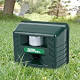 Seicosy (TM) Outdoor Animal Pest Repeller & Indoor Rodents Control, Against Mouse, Rat and Insects ()