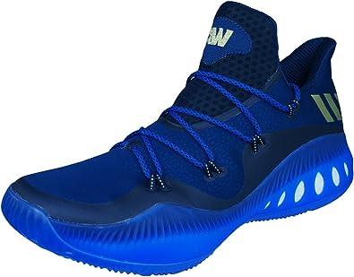Chaussure de Basketball adidas Crazy Explosive 2017 Bleu