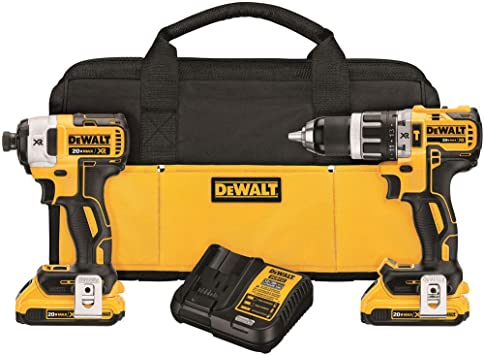 DEWALT DCK287D2 featured image