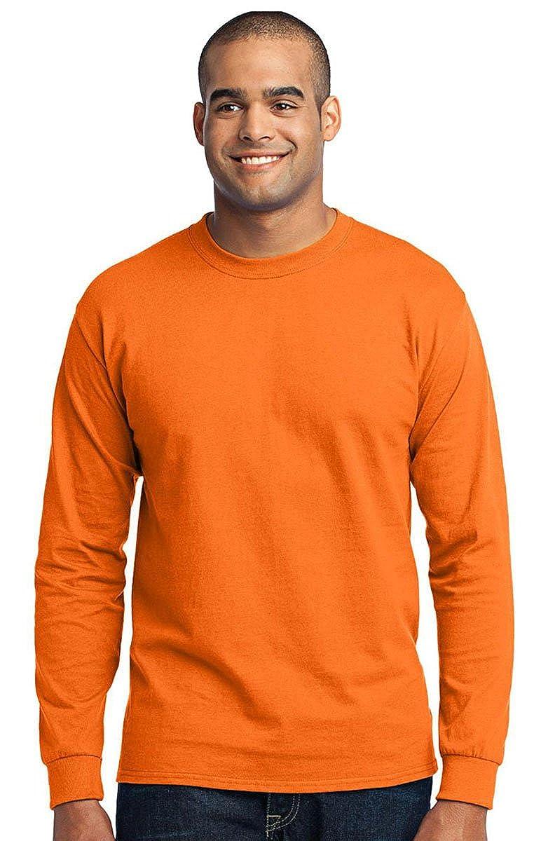 Port /& Company PC55LS Long Sleeve T-Shirt