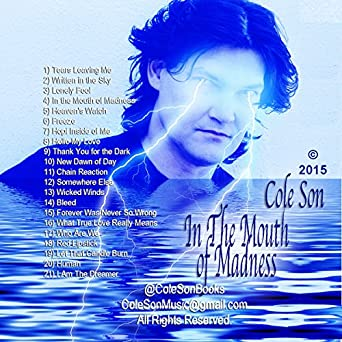 amazon com in the mouth of madness poetry series book 3 audible