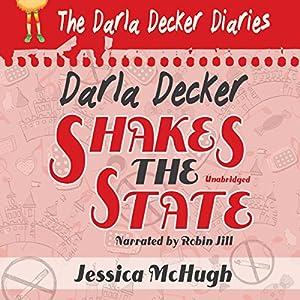 Darla Decker Shakes the State Audiobook