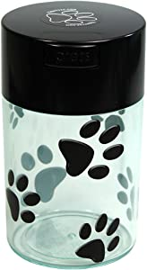 Tightpac America Tightvac Pawvac Sealed Pet Food and Treats Storage Container