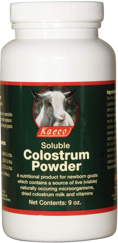 Kaeco Colostrum Powder F/Goats - 9 Oz