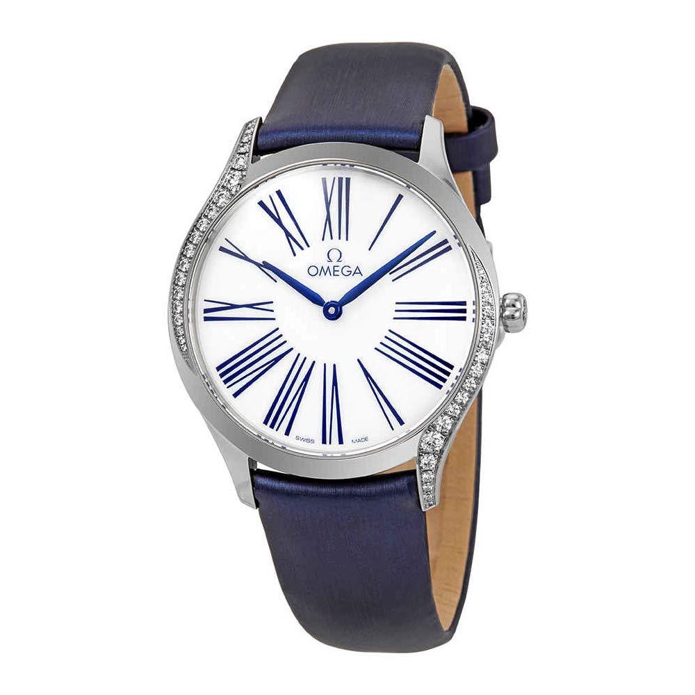 Omega De Ville Tresor Quartz 36mm Ladies Watch