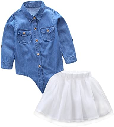 Family Matching Mom and Girl Off Shoulder Tops White Tulle Tutu Skirt Outfit Clothes Set