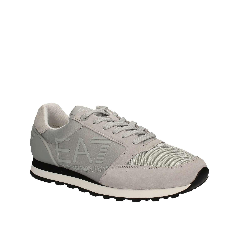 Ea7 emporio armani 278094 7P299 Sneakers Uomo Grigio 44-2  Amazon.it  Scarpe  e borse e3c939d8a2a