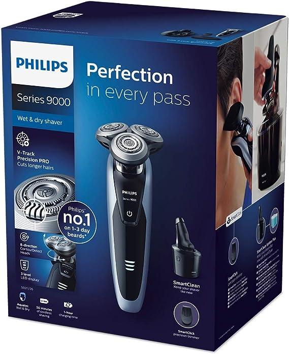 Philips SHAVER Series 9000 S9211/26 - Afeitadora (Máquina de ...
