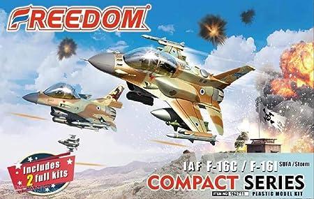 Freedom Models 162710 USAF F-16C//F16D Q Edition