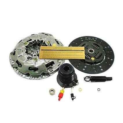 Amazon.com: LUK CLUTCH KIT w/ SLAVE for 97-08 FORD F150 F250 PICKUP XL XLT LARIAT 4.2L 4.6L: Automotive