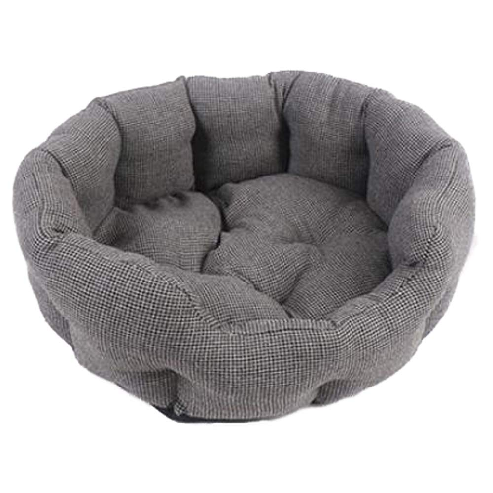 5.75x11.81x6.69in BYCWS Pet Bed for Cats or Small Dogs, Self-Warming Cat and Dog Bed Cushion for Joint-Relief and Improved Sleep,5.75x11.81x6.69in
