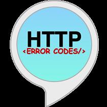 HTTP Error Codes