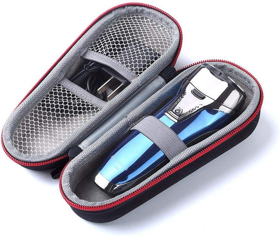 Bolsa de almacenamiento para afeitadora con diseño de bolsa de malla Adecuado para Braun 3 Series 3040s 3010BT 3020 3030s 300s Series 5 5030s 5147s 5090cc 5050cc Series 7 7789cc 7840s 799cc