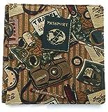 Creative Memories 12x12 Tapestry Passport Travel Album (Old Size)