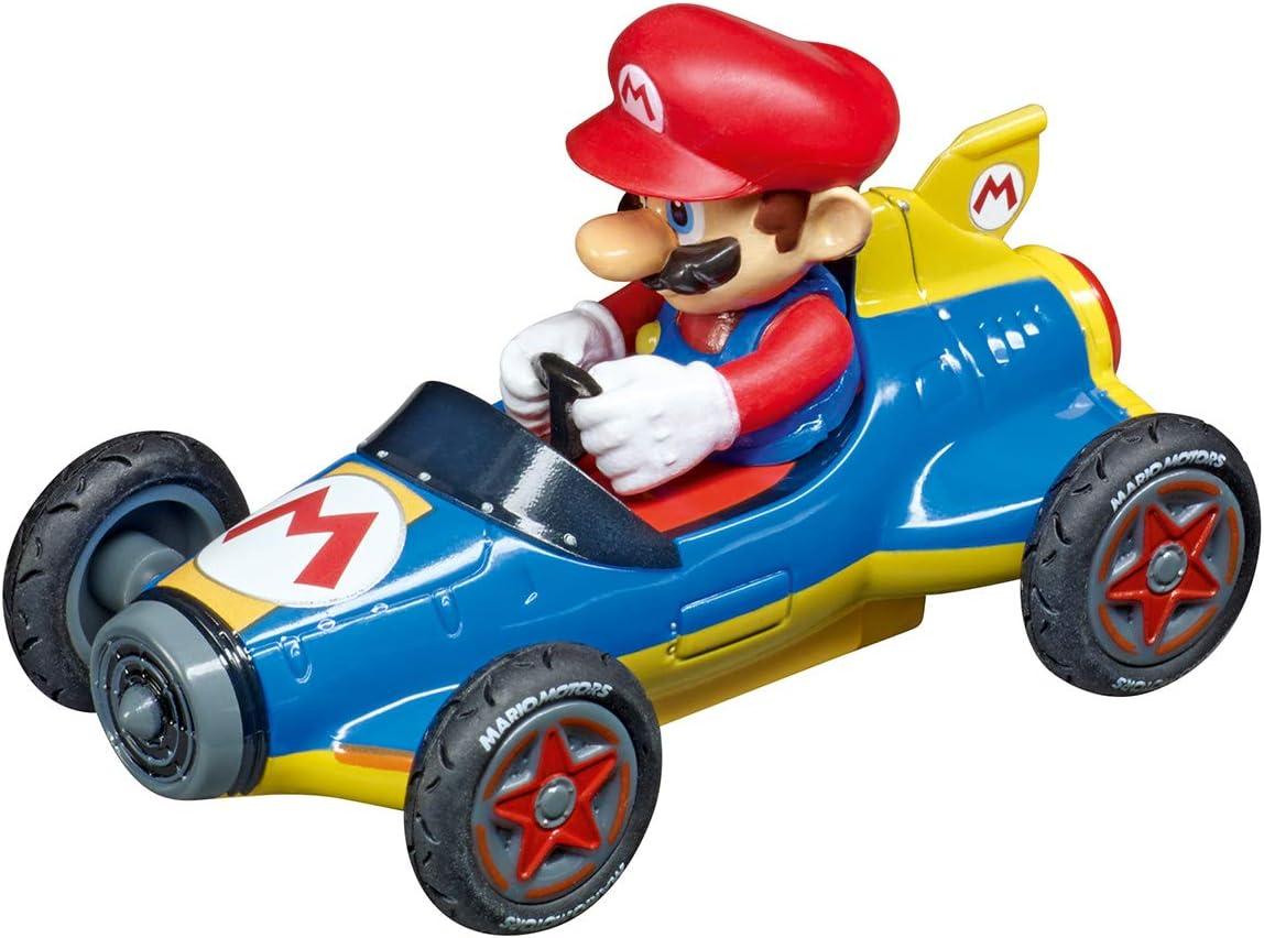 MarioKart 8 Auto mit Rückziehmotor Series 2 Metal Mario neu /& OVP