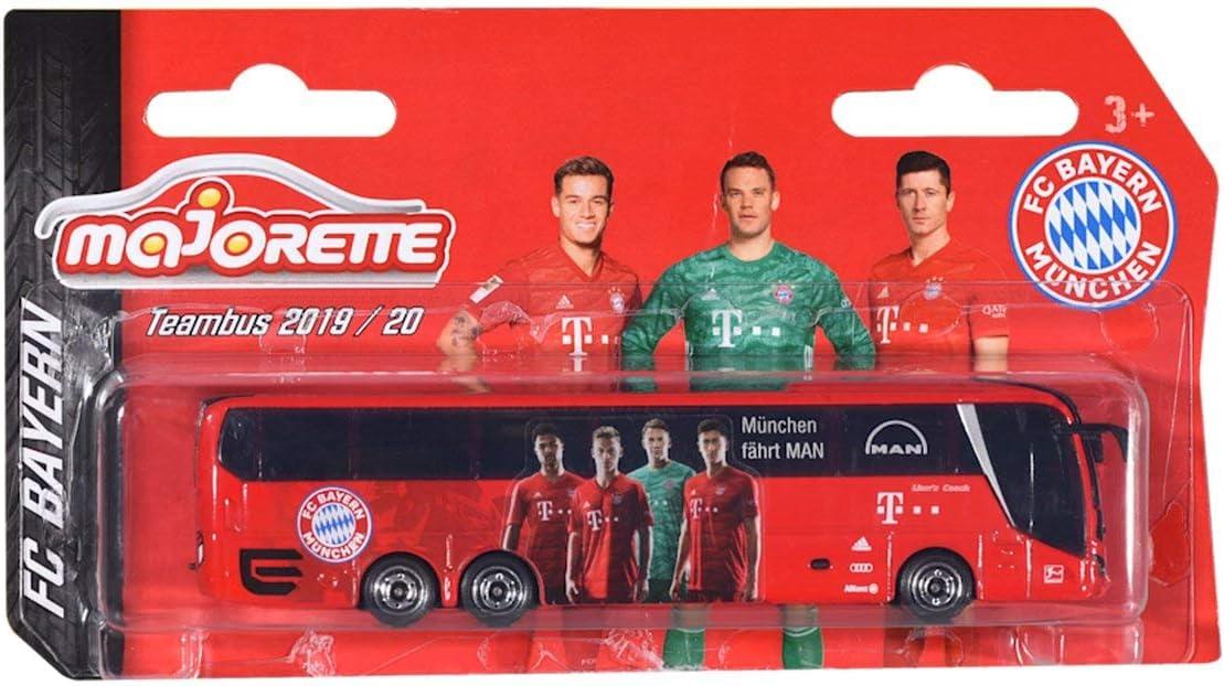 25023 Bus Man FCB 2019//20 1:100 FC Bayern M/ünchen Mannschaftsbus