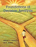 Book cover image for Foundations of Decision Analysis
