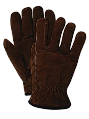Magid TB482ET-XXL Mens Pro Grade Collection Thinsulate-Lined Suede Gloves XX-Large Magid Glove and Safety TB482ETXXL