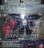 バンダイ ジオノグラフィー #3013キュベレイMk-II 正規箱傷ZEONOGRAPHYジオノMK-2量産型GUNDAM FIX FIGURATIONガンダムGFFエルピープル