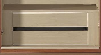 Cassettiera interna 2 cassetti per armadio collezione Girotondo 3 ...