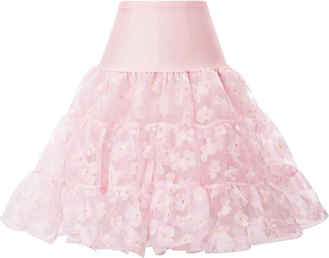 GRACE KARIN CL8922 Falda de tutú para Mujer, Estilo años 50 ...