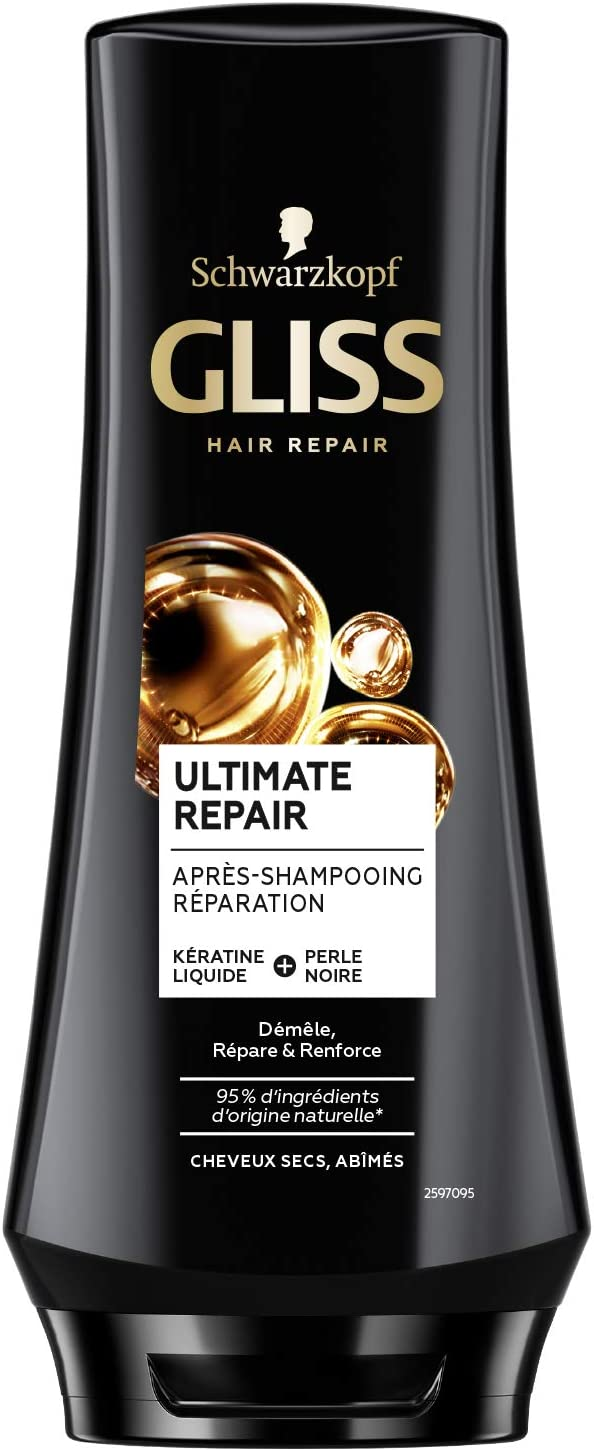 Schwarzkopf Gliss ultimate repair acondicionador 200 ml